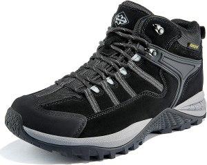 Wantdo Men's Waterproof Hiking Boots