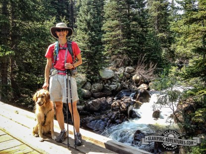 Best hiking buddies ever! Indian Peaks Wilderness.