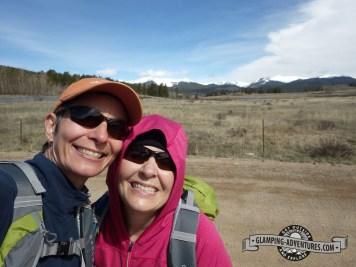 Beginning of the Colorado Trail. Kenosha Pass, CO