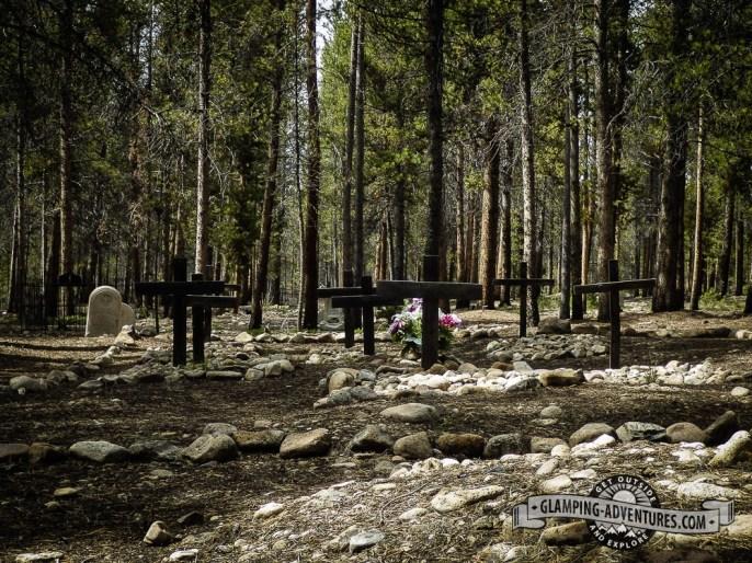 Evergreen Cemetery, Leadville, CO