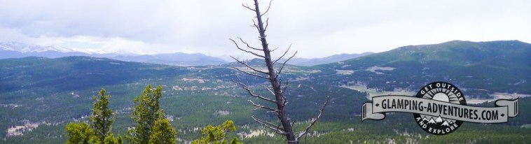Hiking high in GGSP.