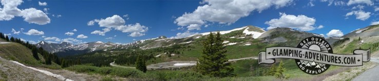 Cottonwood Pass.