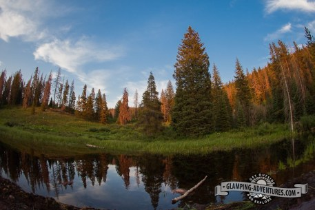 Beautiful area in Piney Lake, Vail CO.