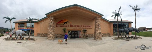 Rocky Mountain Dinosaur Resource Center , Woodland Park, CO.