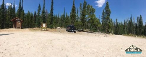Lost Lake Trailhead.