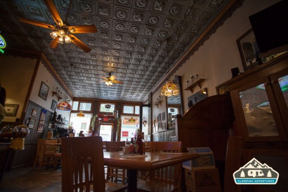 Brown Bear Cafe, Silverton, CO.