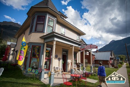Candy store, Silverton, CO.