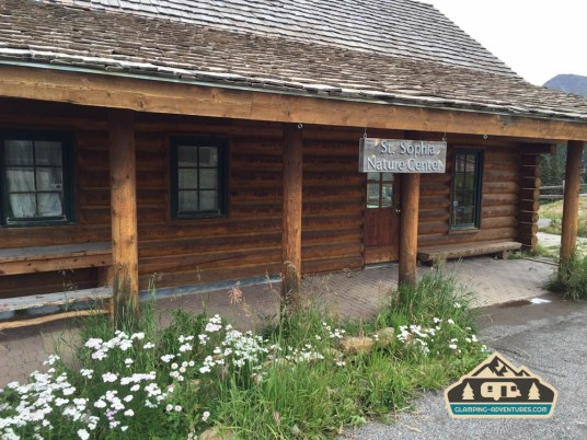 St. Sophia Nature Center.