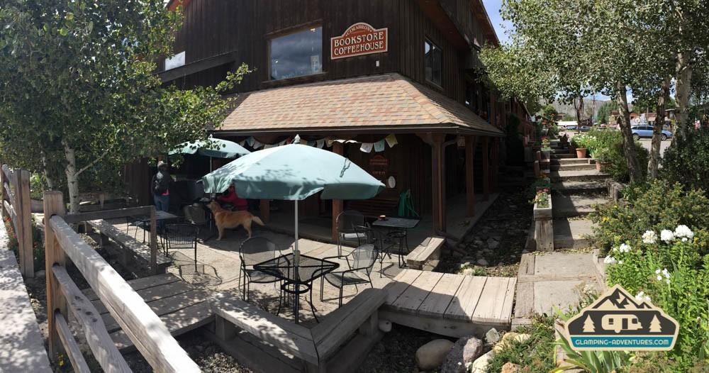 Cimarron Coffee & Books, Ridgeway, CO