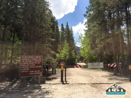 Rules for Monarch Lake, CO.