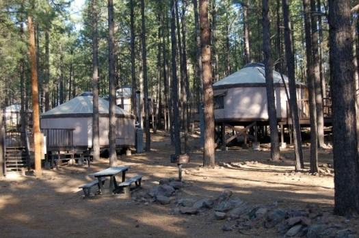 Fort Tuthill Recreation Area AZ