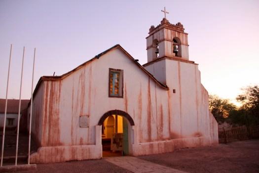 05 San Pedro de Atacama Church-HoneyTrek.com