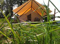 Safari lodge exterieur
