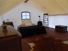 Tente western