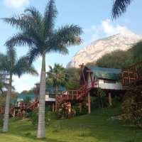 """Cabañas tipo Safari en """"El Jabali campamento ecoturístico"""", San Joaquín, Querétaro"""