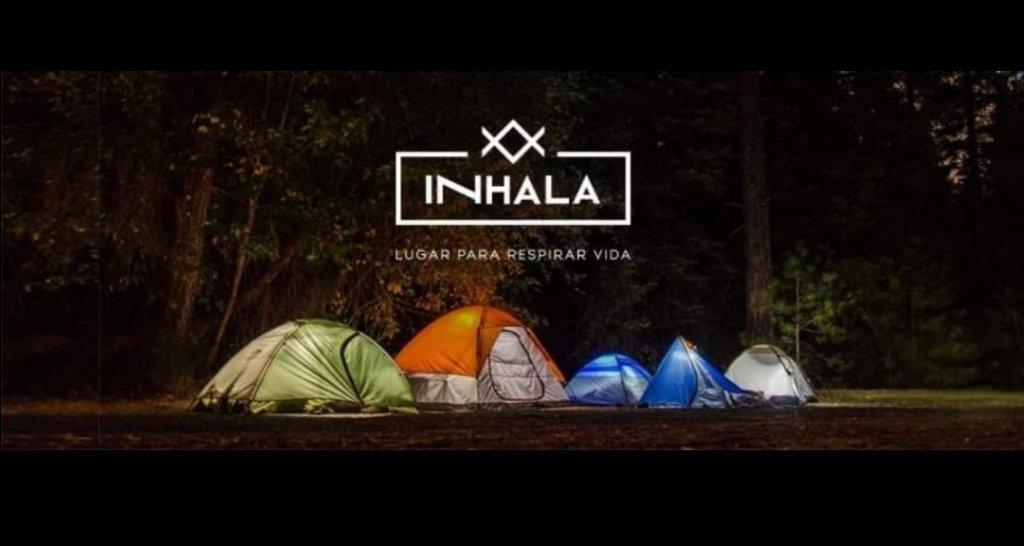 Acampa en «inhala» experiencias, Villa Victoria, Estado de México, Pet friendly