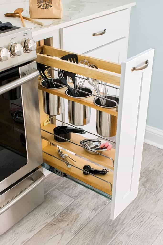 47 DIY Kitchen Ideas for Small Spaces For You to Get the ... on Small Space Small Kitchen Ideas  id=37386