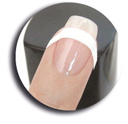 guides pour french manicure Glam'Up