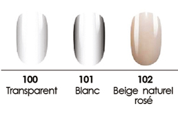 coloris kit french manicure Glam'Up