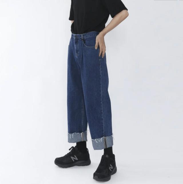 牛仔褲穿搭