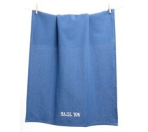 Design Imports Mazel Tov Embroidered Towel $11