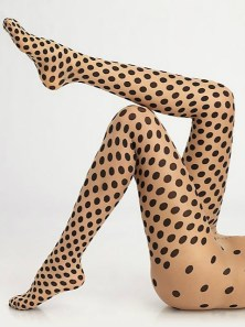 Wolford Dolly Dots Tights $62