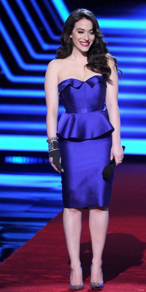 2014 People S Choice Awards 10 Best Dressed Glam York