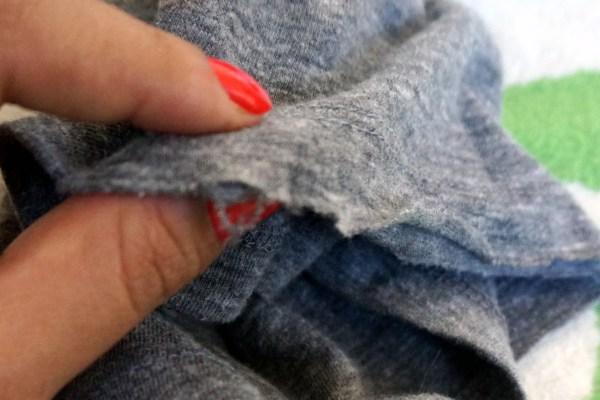 DIY Shredded Shirt