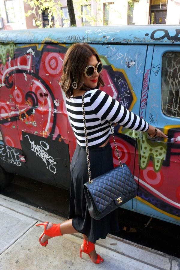 Yumi Kim Wraparound Skirt