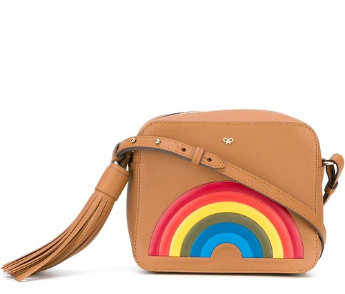 Anya Hindmarch Rainbow Cross Body Bag