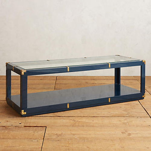 Lacquered Wellington Coffee Table