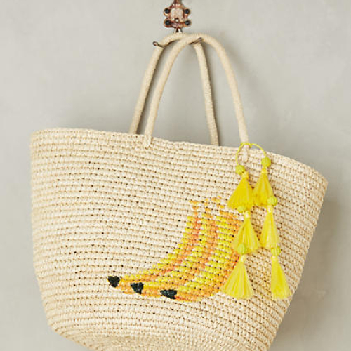 Sensi Studio Banana Bunch Tote