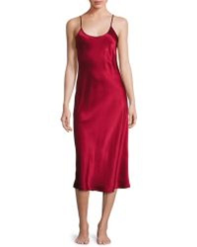 Saks Fifth Avenue Collection Lightweight Silk Gown