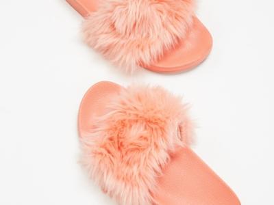 Jeffrey Campbell Boudoir Slide Sandal