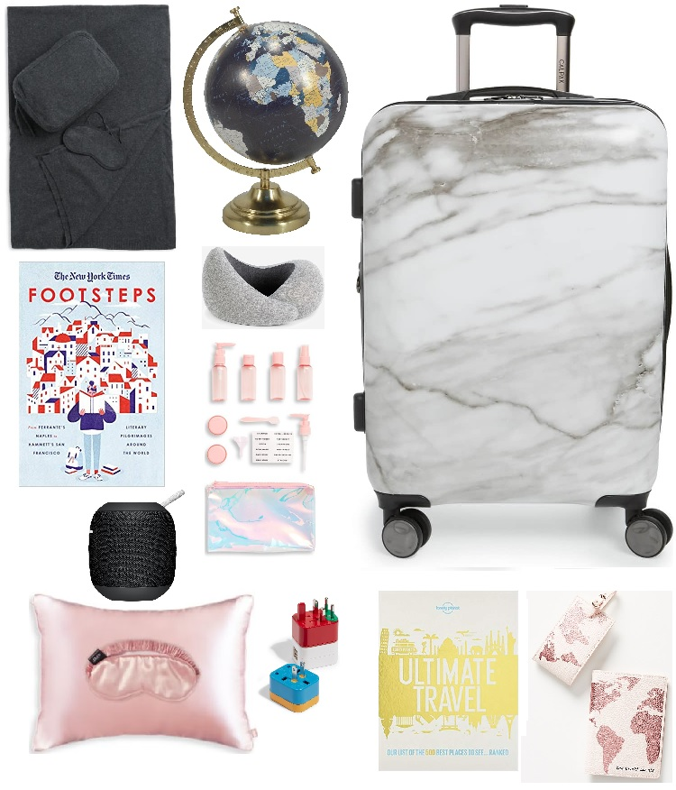 Gift Guide For The Traveler