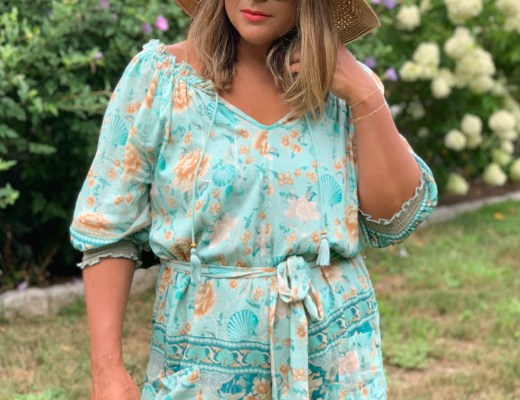 Spell and the Gypsy Collective Seashell Romper