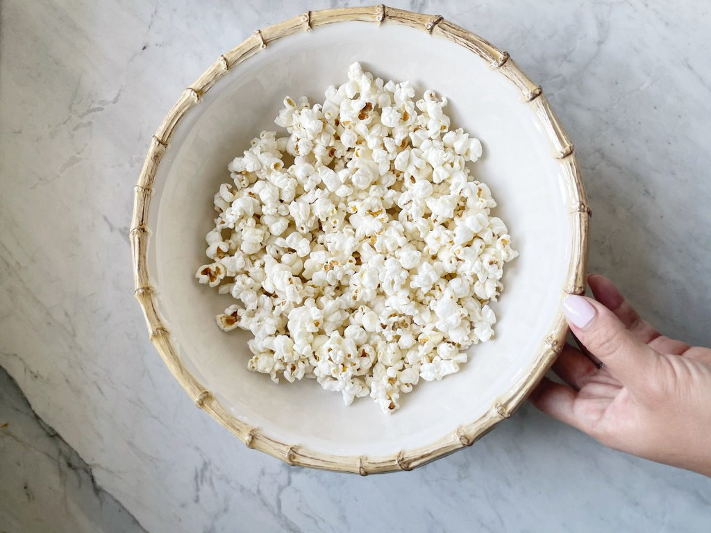 The Best Homemade Popcorn Recipe