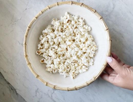 The Best Homemade Popcorn Recipe