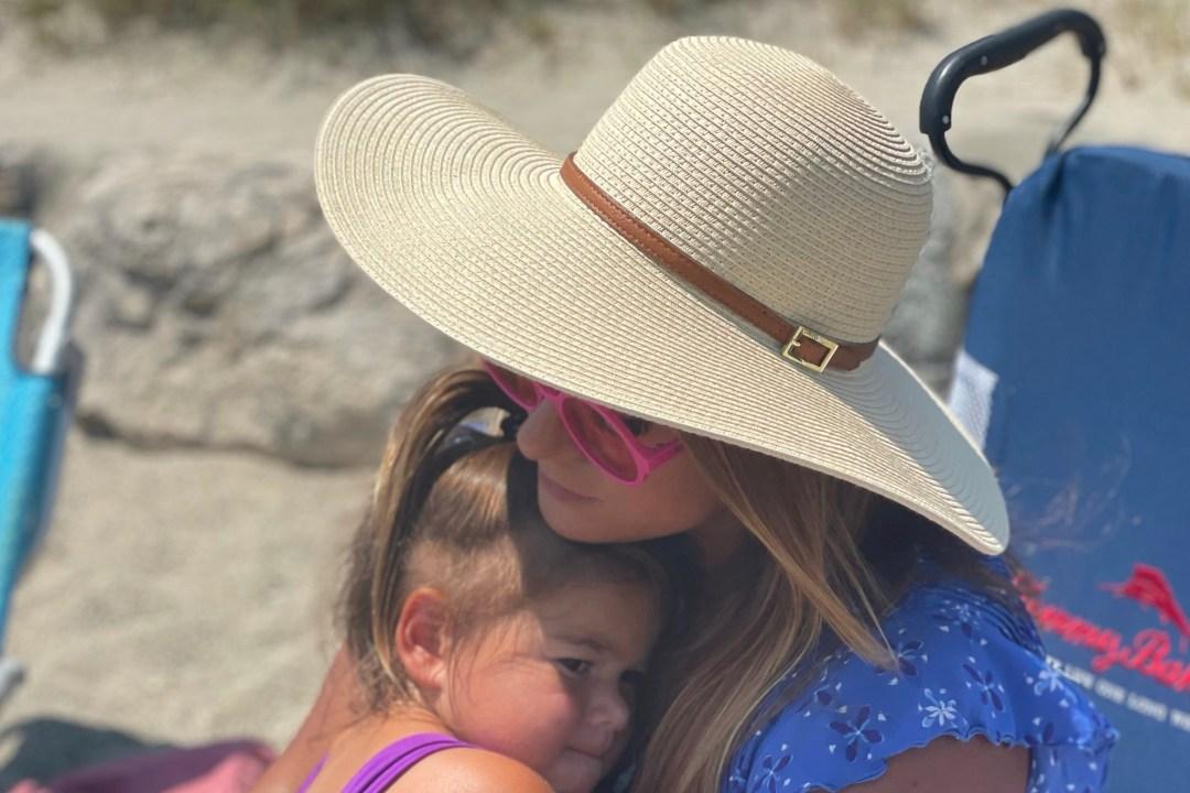 Melissa Obadash Jemima Cream Hat