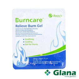 BURNCARE Relief Burn Hydrogel Burn Dressing