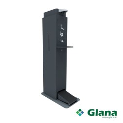 Pedal Disinfector Tower