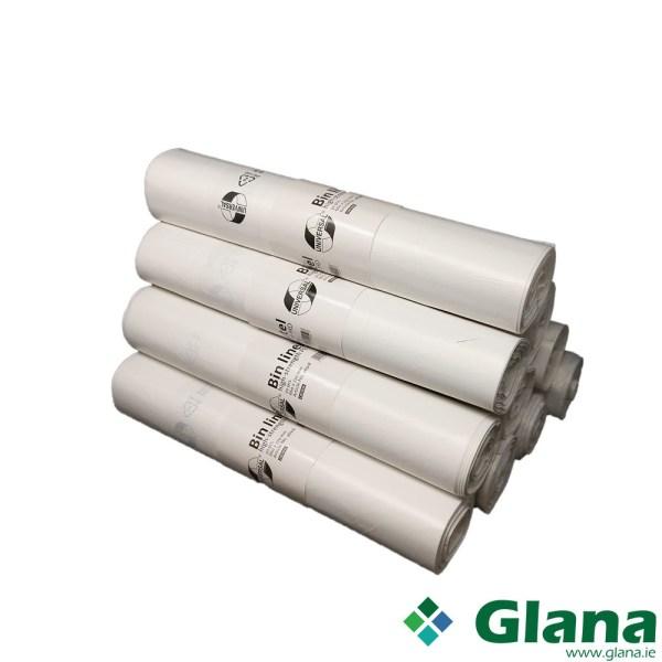 UNIVERSAL White Bin Liners