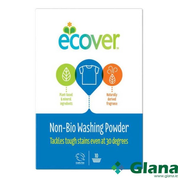 ECOVER Concentrated Non Bio Washing Powder