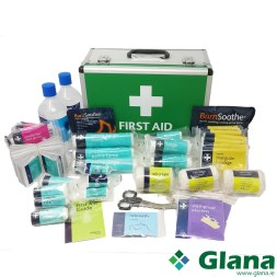 26-50 Person Premium First Aid Kit HSA Burns & Eye