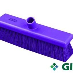 Flat Sweeping Broom Anti-Microbial   305 mm Medium
