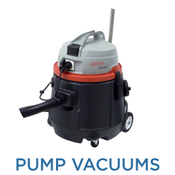 Pump Vacuum Cleaners