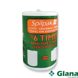 Spilpak White Multi-Purpose Paper Towel