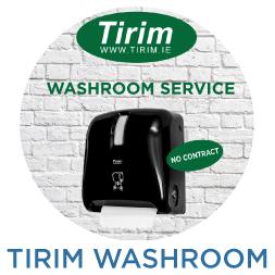 TIRIM Washroom Service