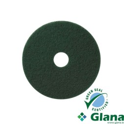 Wecoline Floor Scrub Pad Full Cycle Green
