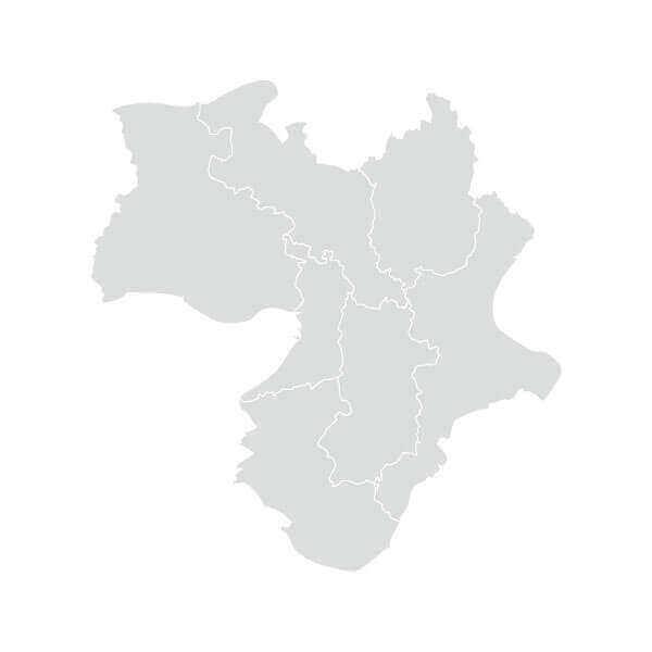近畿2府4県マップ